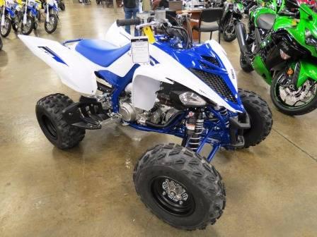 2017 Yamaha Raptor 700R in Romney, West Virginia