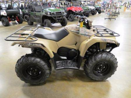 2018 Yamaha Kodiak 450 EPS in Romney, West Virginia