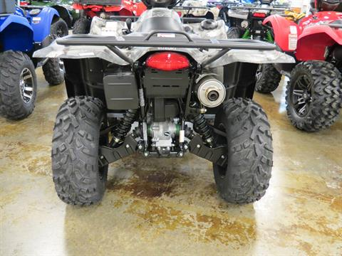 2017 Suzuki KingQuad 750AXi Camo in Romney, West Virginia