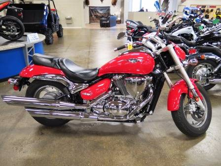 2014 Suzuki Boulevard M50 in Romney, West Virginia