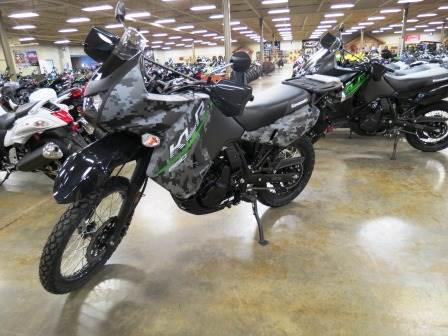 2017 Kawasaki KLR650 in Romney, West Virginia