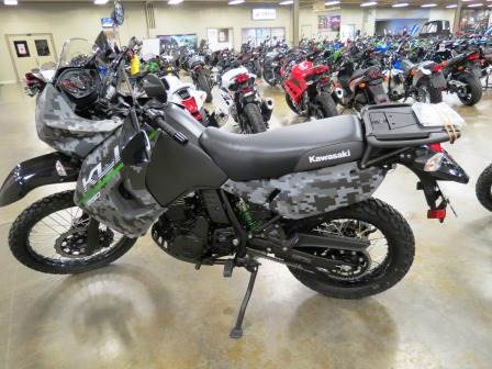 2017 Kawasaki KLR650 in Romney, West Virginia
