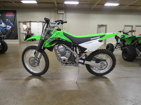 2017 Kawasaki KLX140L in Romney, West Virginia