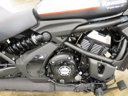 2017 Kawasaki Vulcan S ABS CAFÉ in Romney, West Virginia