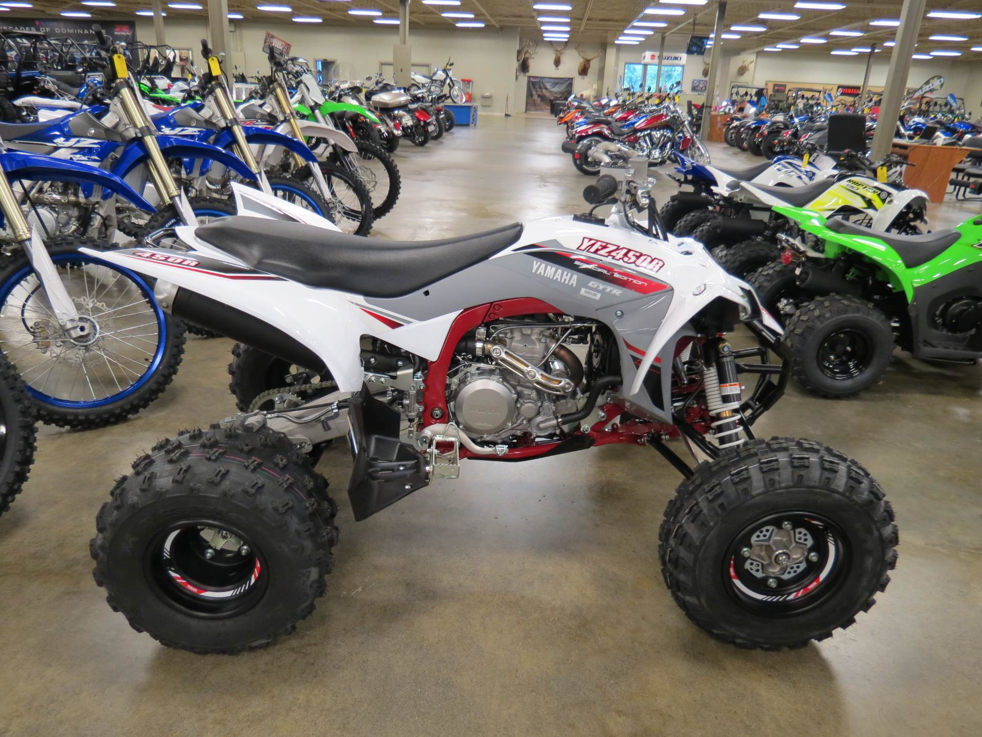 2018 Yamaha YFZ450R SE in Romney, West Virginia