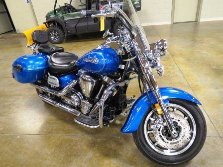 2013 Yamaha Road Star Silverado S in Romney, West Virginia