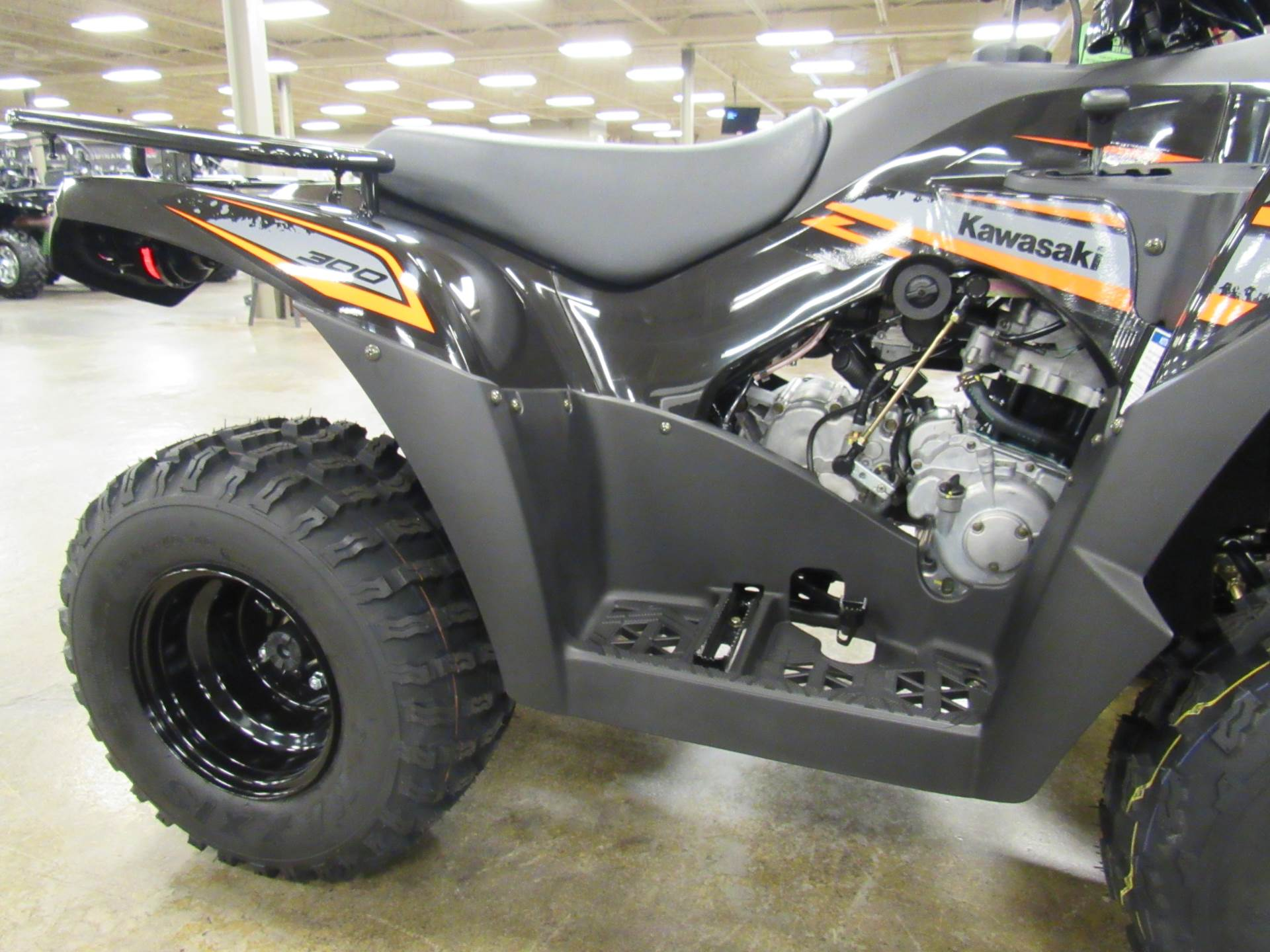 2018 Kawasaki Brute Force 300 in Romney, West Virginia