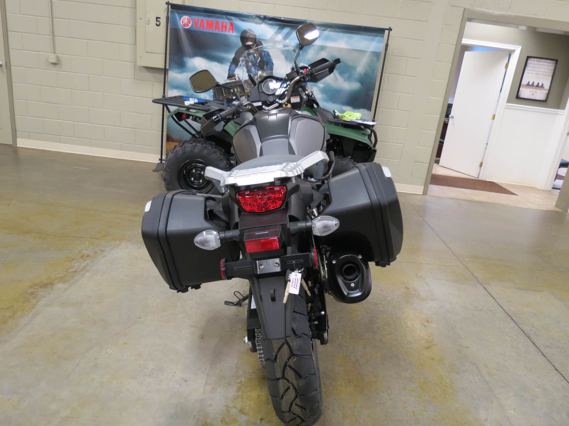 2016 Suzuki V-Strom 1000 ABS Adventure in Romney, West Virginia