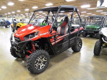 2017 Kawasaki Teryx LE in Romney, West Virginia