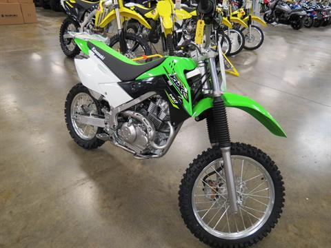 2018 Kawasaki KLX 140 in Romney, West Virginia