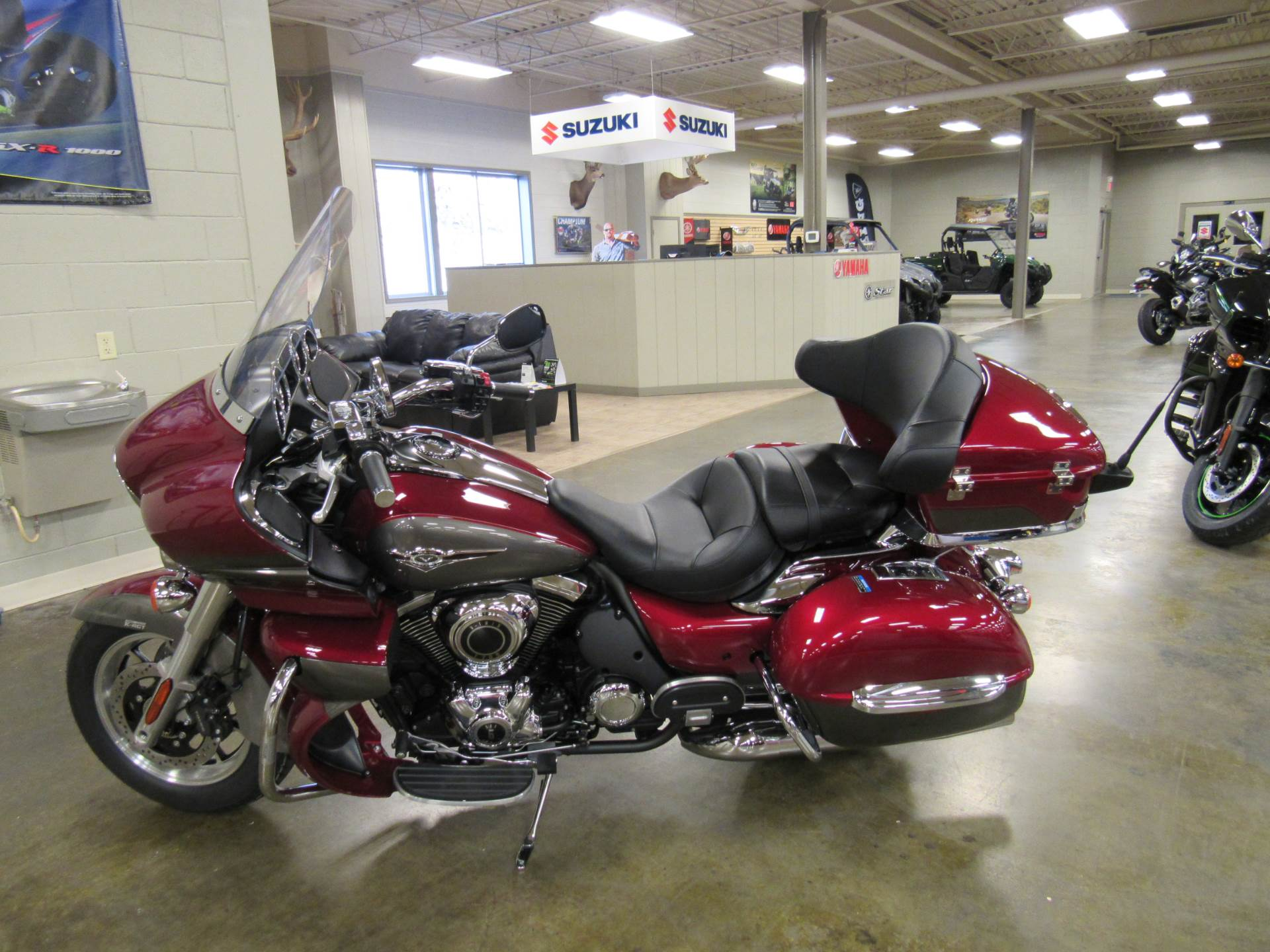 2018 Kawasaki Vulcan 1700 Voyager ABS in Romney, West Virginia