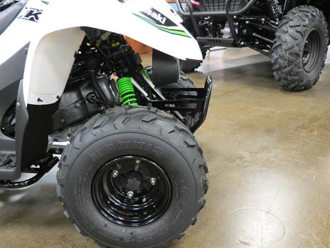 2017 Kawasaki KFX50 in Romney, West Virginia