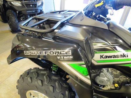 2017 Kawasaki Brute Force 750 4x4i EPS in Romney, West Virginia