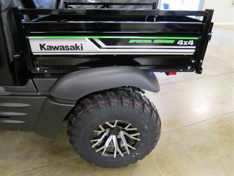 2017 Kawasaki Mule SX 4x4 XC SE in Romney, West Virginia