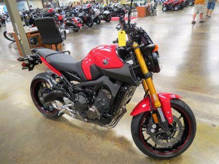 2014 Yamaha FZ-09 in Romney, West Virginia