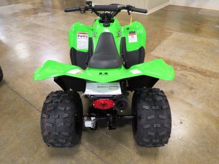 2017 Kawasaki KFX90 in Romney, West Virginia
