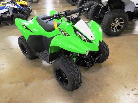 2017 Kawasaki KFX90 in Romney, West Virginia