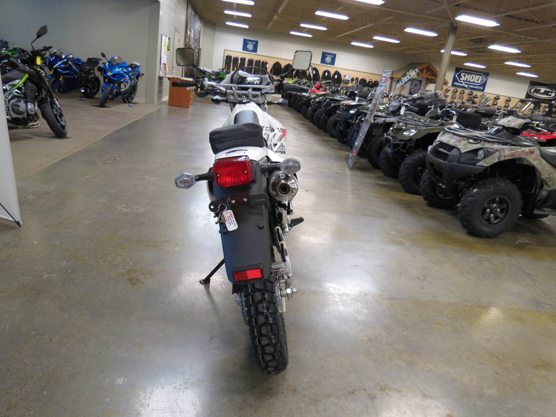 2018 Suzuki DR-Z400S in Romney, West Virginia