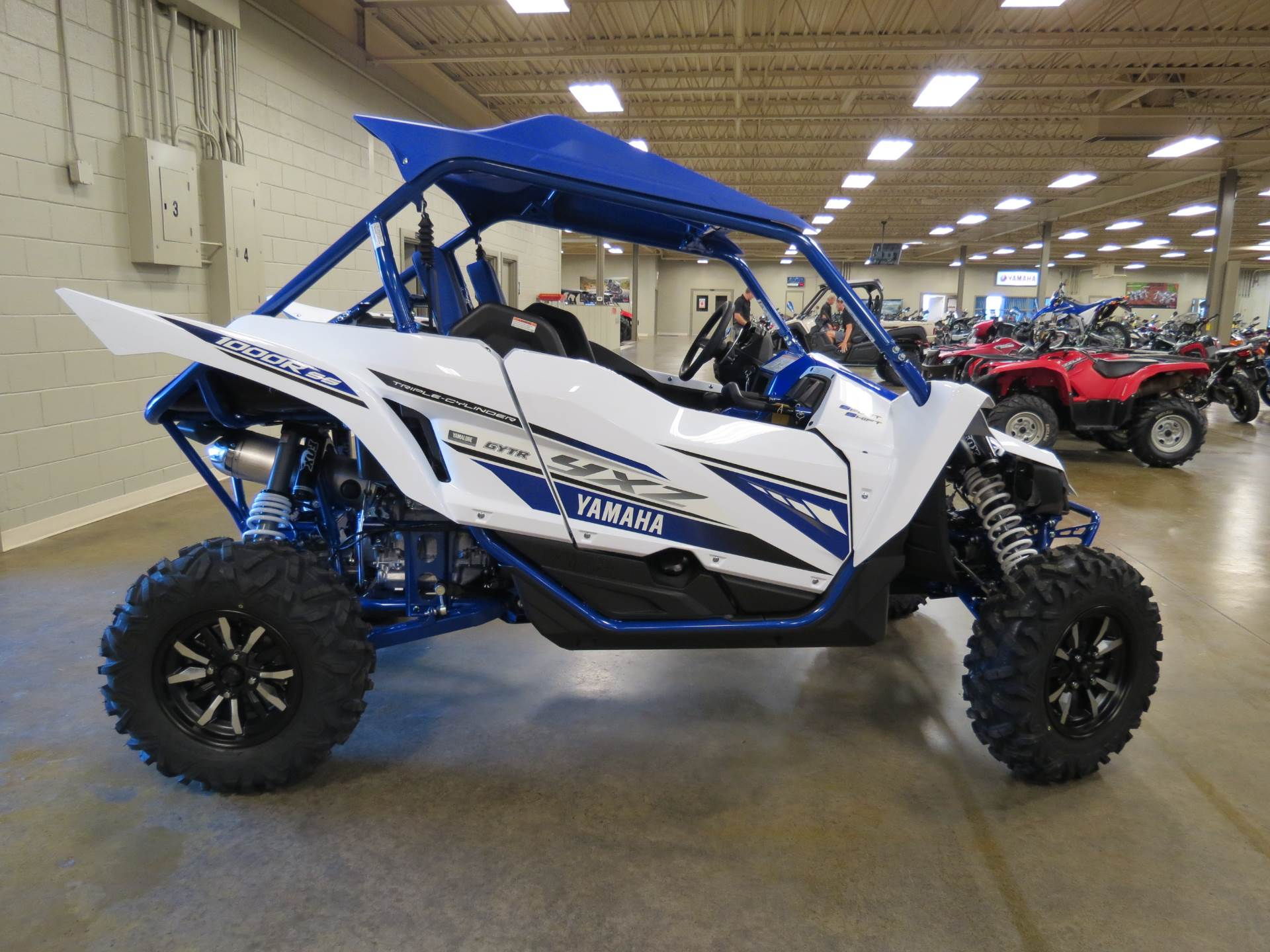 2017 Yamaha YXZ1000R SS in Romney, West Virginia