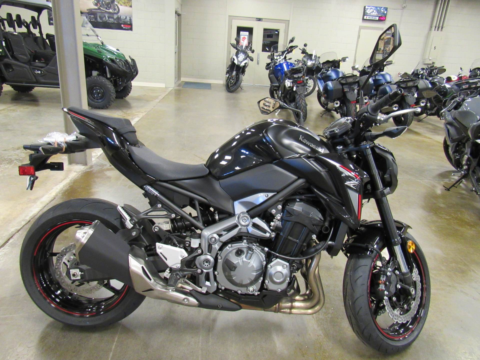 2018 Kawasaki Z900 in Romney, West Virginia