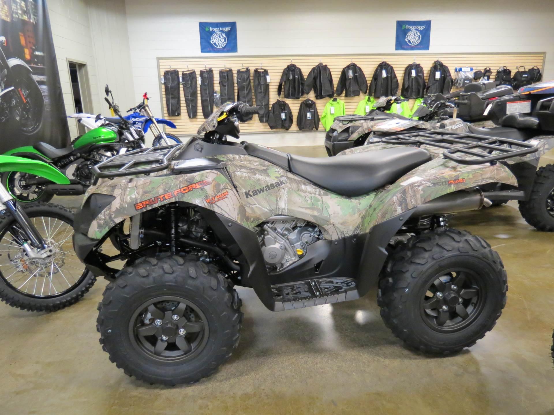Kawasaki  Brute Force For Sale Used