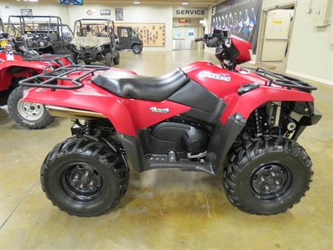 2013 Suzuki KingQuad® 750AXi Power Steering 30th Anniversary Edition in Romney, West Virginia