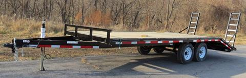 2018 Carry-On Trailers 8.5X20DODT 10 in Romney, West Virginia