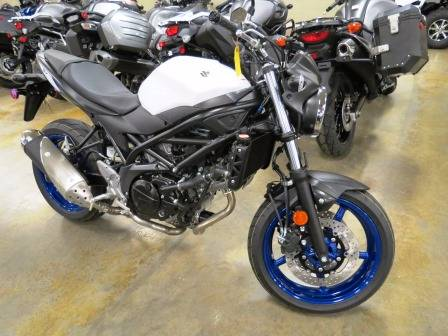 2017 Suzuki SV650 in Romney, West Virginia