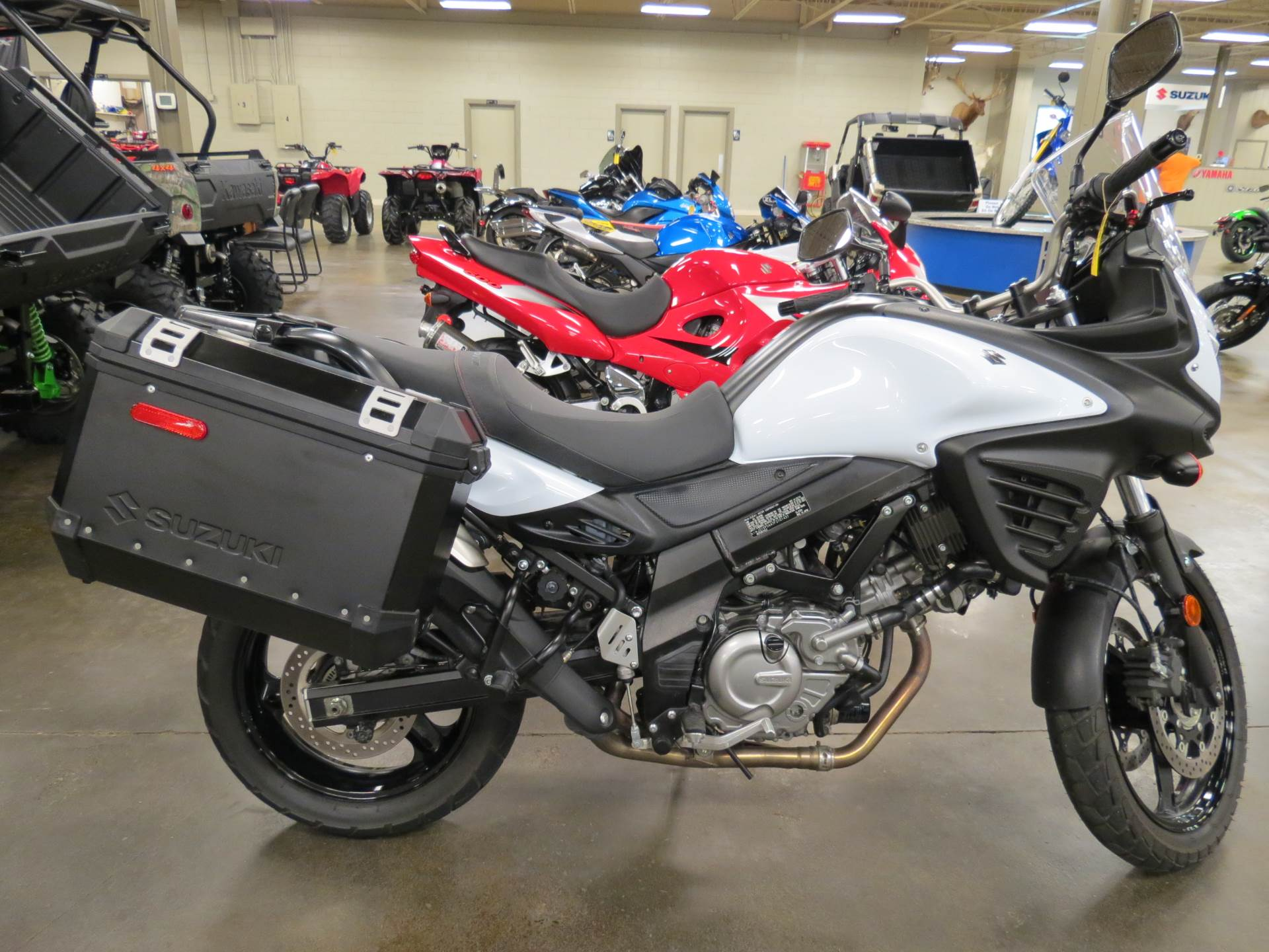 2015 Suzuki V-Strom 650 ABS in Romney, West Virginia
