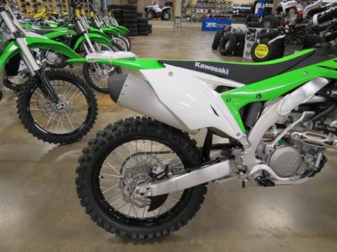 2018 Kawasaki KX 450F in Romney, West Virginia