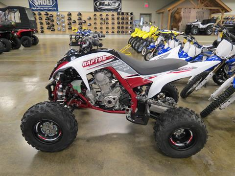2018 Yamaha Raptor 700R SE in Romney, West Virginia