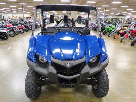 2017 Yamaha Wolverine R-Spec EPS in Romney, West Virginia
