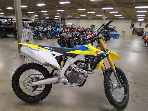2018 Suzuki RM-Z450 in Romney, West Virginia