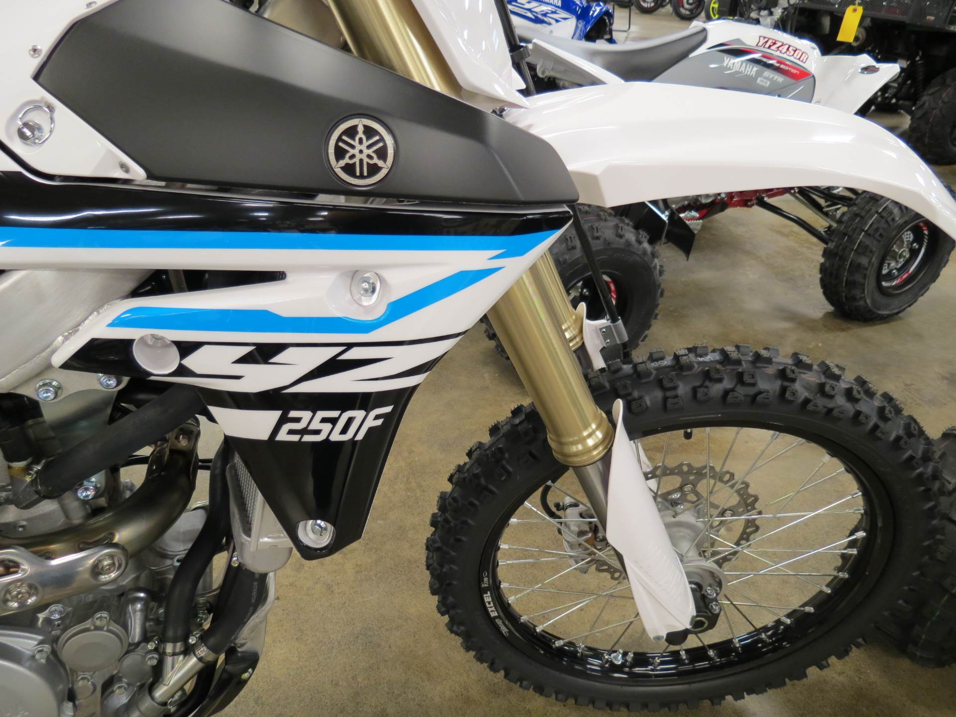 2018 Yamaha YZ250F in Romney, West Virginia