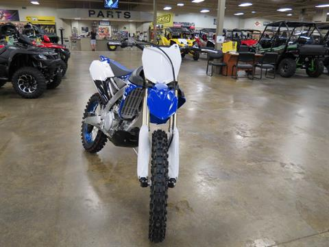 2018 Yamaha YZ450FX in Romney, West Virginia