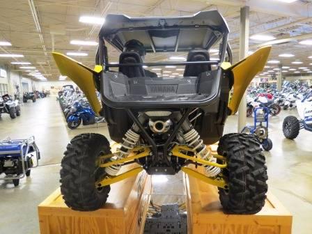 2016 Yamaha YXZ1000R SE in Romney, West Virginia