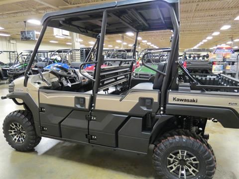 2018 Kawasaki Mule PRO-FXT RANCH EDITION in Romney, West Virginia