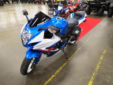 2013 Suzuki GSX-R600™ in Romney, West Virginia