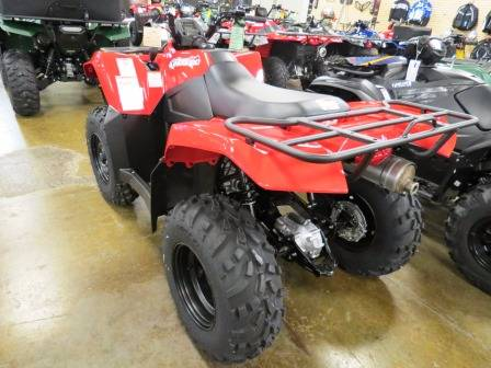 2017 Suzuki KingQuad 400ASi in Romney, West Virginia