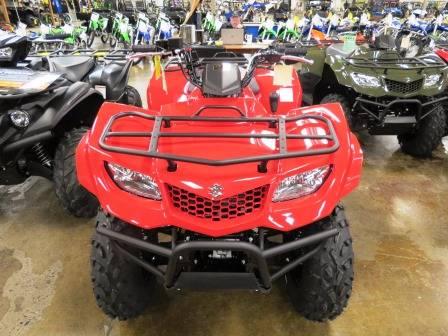 2017 Suzuki KingQuad 400ASi in Romney, West Virginia