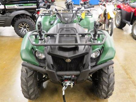 2017 Yamaha Kodiak 700 EPS in Romney, West Virginia