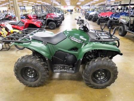 2017 Yamaha Kodiak 700 EPS in Romney, West Virginia