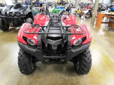 2014 Yamaha Grizzly 700 FI Auto. 4x4 EPS in Romney, West Virginia