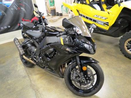 2010 Kawasaki Ninja® ZX™-10R  in Romney, West Virginia