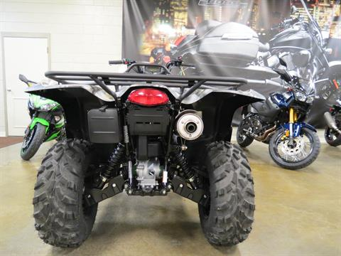 2017 Suzuki KingQuad 750AXi Power Steering Camo in Romney, West Virginia