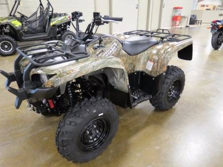 2011 Yamaha Grizzly 550 FI Auto. 4x4 in Romney, West Virginia