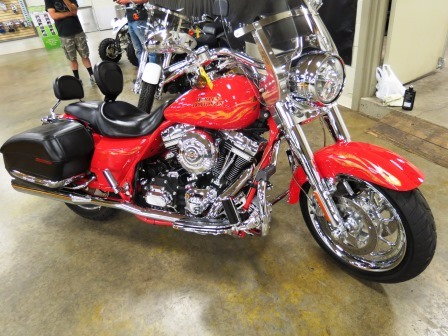 2007 Harley-Davidson FLHRSE3 Screamin' Eagle® Road King® in Romney, West Virginia