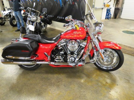 2007 Harley-Davidson FLHRSE3 Screamin' Eagle® Road King® in Romney, West Virginia