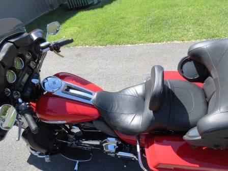2010 Harley-Davidson Electra Glide® Ultra Limited in Romney, West Virginia