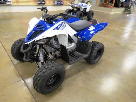 2017 Yamaha Raptor 90 in Romney, West Virginia
